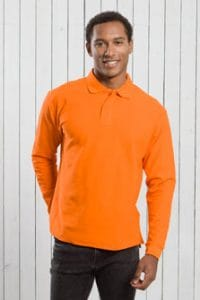Polo Regular Man LS