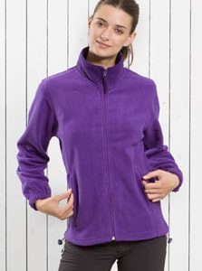 Polar Fleece Lady