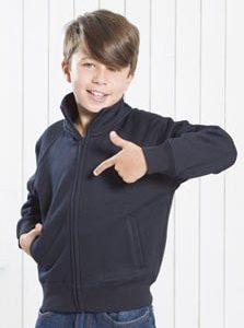 KID FULL ZIP SWEATSHIRT